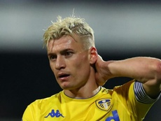 Alioski will miss the rest of the season. GOAL