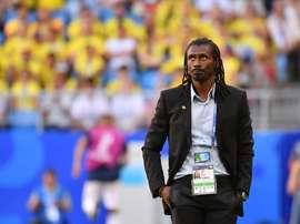 Cisse: 'Senegal não passou porque não merecia passar'.Goal
