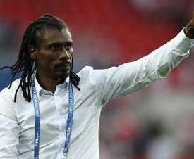 Aliou Cissé a donné sa liste pour le match face au Soudan. Goal