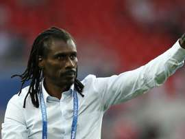 Alio Cisse will be hoping for a victory in the opening game of the AFCON. GOAL