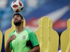 Alisson pressiona a Roma para ir ao Real Madrid, diz jornal. Goal