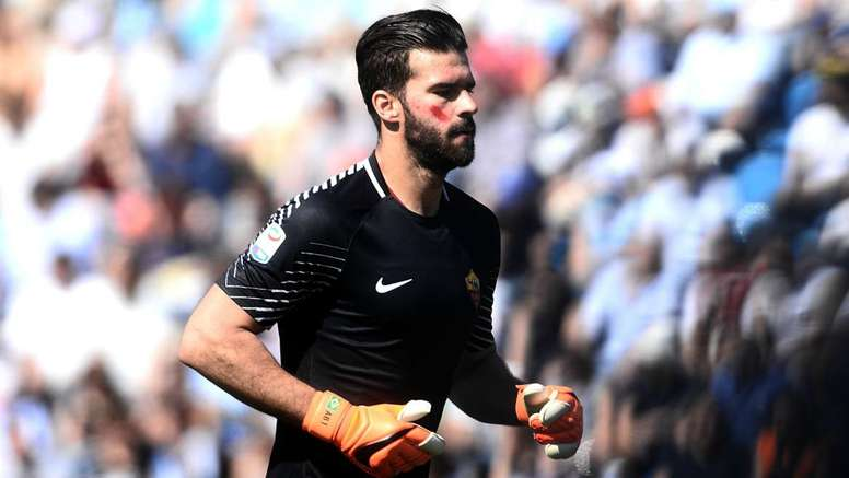 Perotti: Roma can cope without Liverpool-bound Alisson