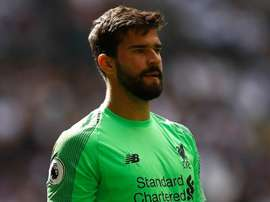 Alisson believes Liverpool must accept nothing less than victory against Manchester United. GOAL