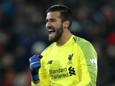 Alexander Doni has praised Alisson's performance in the Premier League. GOAL