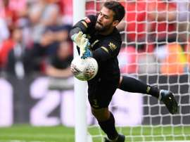 Klopp to make a call on Alisson
