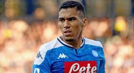 Allan leva bronca de Gattuso no Napoli. GOAL