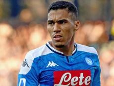 Everton veut recruter Allan. AFP