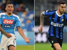 Inter, salta l'opzione Allan: Vecino non vuole il Napoli