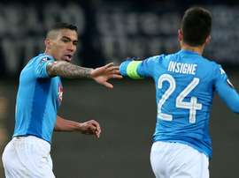 Allan and Insigne have been linked with moves away from Naples. GOAL