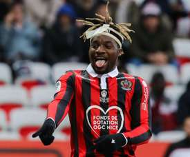 Allan Saint-Maximin could be making the move to Milan. GOAL