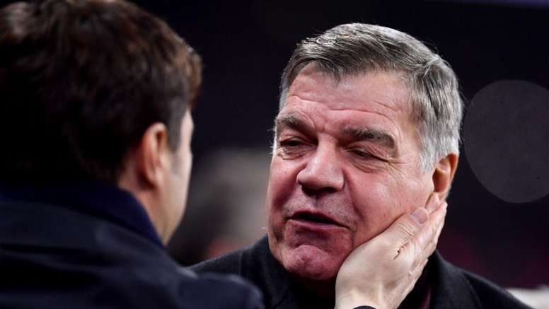 Everton threw in the towel – Allardyce slams display in Tottenham hammering