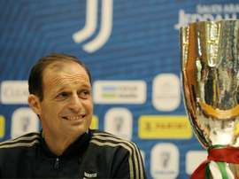 Allegri: Milan game practice for CL. Goal