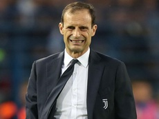 Allegri's contract is set to expire in 2020. GOAL