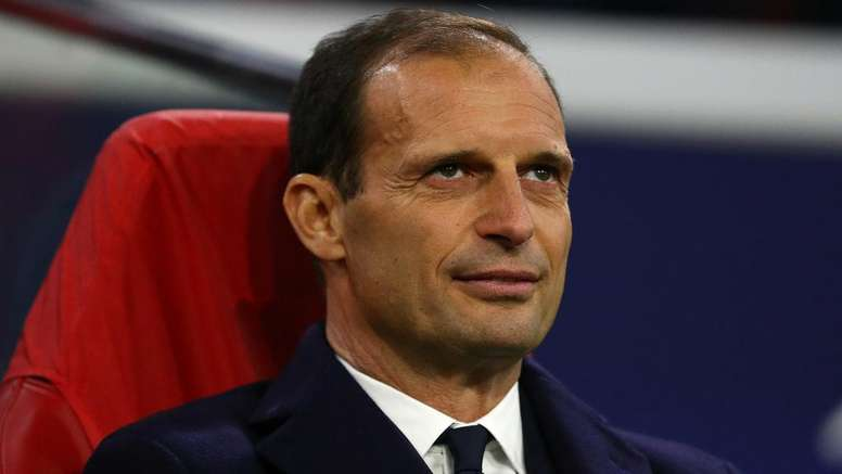 Allegri: I'll stay at Juventus