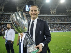 Massimiliano Allegri had an almost perfect domestic record in Italy. GOAL