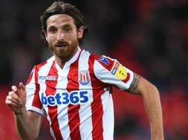 Joe Allen scored a late equaliser for Stoke at Sheffield United. GOAL