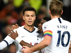 Alli says Spurs paid for 'arrogance' in Man Utd defeat. GOAL