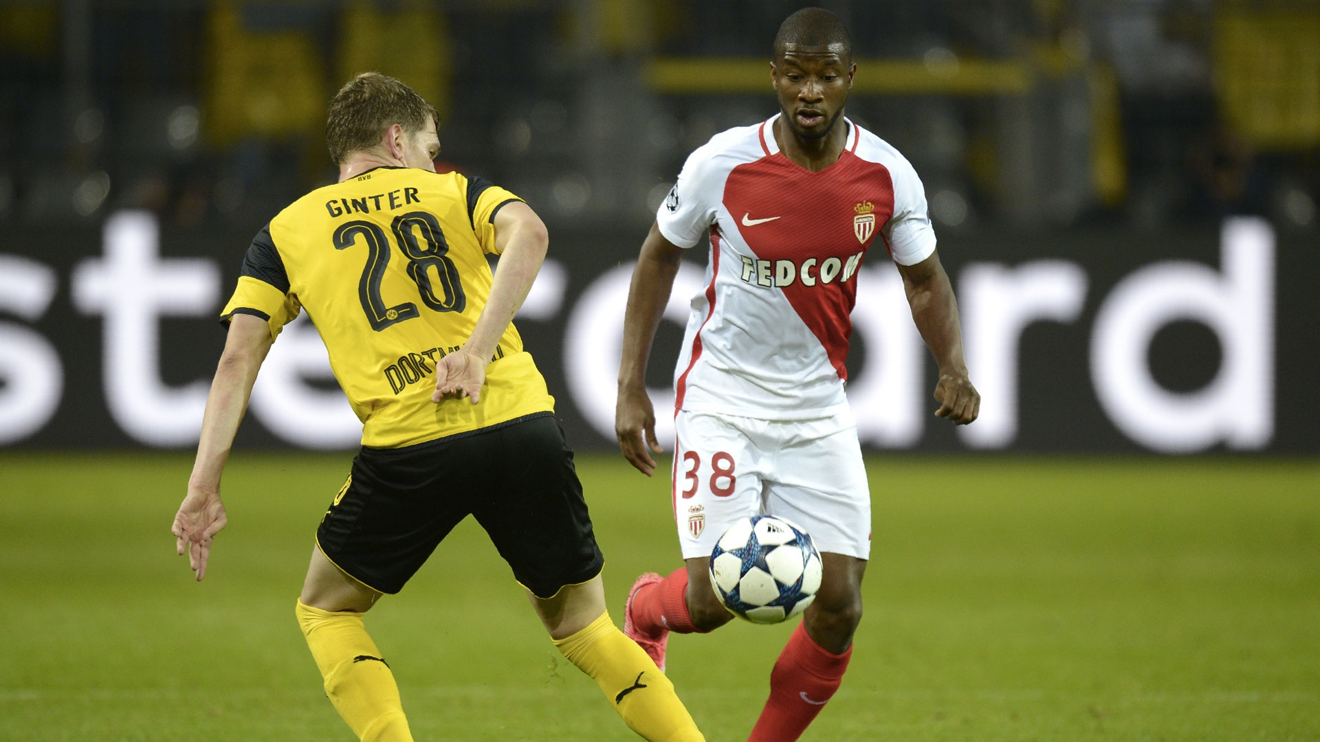 Maillot Domicile AS Monaco Almamy TOURE