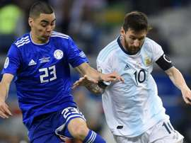 Newcastle poke fun at Argentina great and hail Almiron