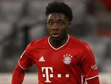 Le Bayern Munich confirme une absence d'Alphonso Davies pour 6 à 8 semaines. Goal