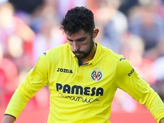 Alvaro Gonzalez becomes Villas-Boas' first Marseille signing. GOAL