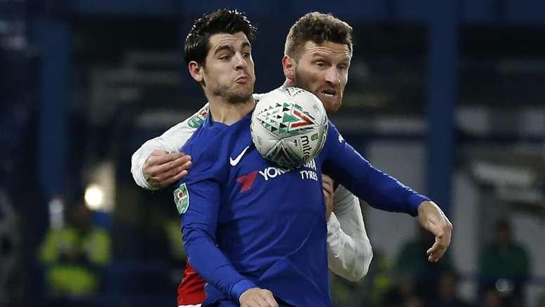 Morata est LA recrue de l'été de Chelsea. Goal