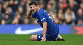 Morata says he considered leaving Chelsea after a disappointing first season at the club. GOAL