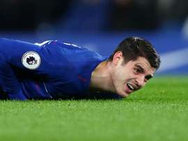 We are not going to talk about Morata - Simeone reluctant to discuss striker.