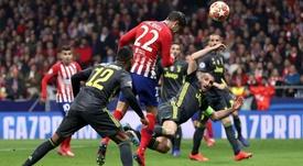 L'Atlético n'a pas apprécié le comportement des joueurs de la Juve. Goal
