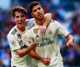 Real Madrid. Goal