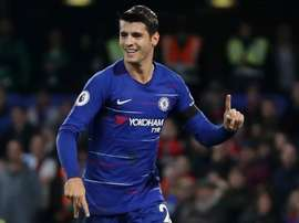 Sevilla are keen to bring Morata back to Spain. GOAL