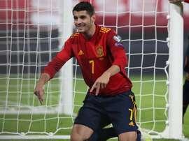 Morata eager for Euro 2020 spot