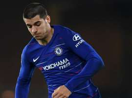 Morata to Atletico? I can't confirm or deny anything – Simeone