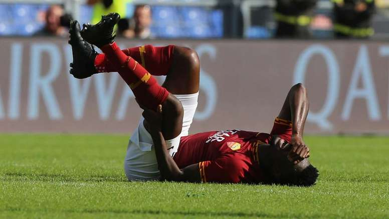 Tegola Roma, per Diawara è lesione al menisco: circa 2 mesi e mezzo di stop. Goal