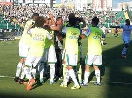 O América Mineiro vai jogar o Brasileirão em 2018. Goal