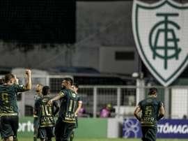 Preocupado, América-MG terá reunião na CBF sobre final contra o Fluminense