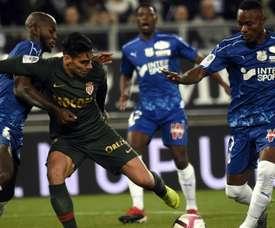 Falcao sauve Monaco. Goal