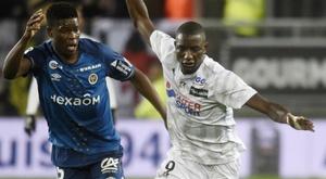 Amiens arrache le nul contre Reims. GOAL