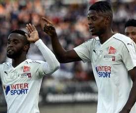 Reims chute lourdement à Amiens. Goal