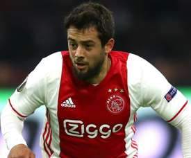 German international Amin Younes will join Napoli in summer. GOAL