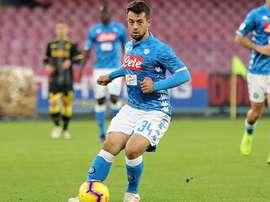 Le formazioni ufficiali di Napoli-Udinese. Goal