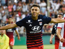 Gouiri est blessé aux ligaments. Goal
