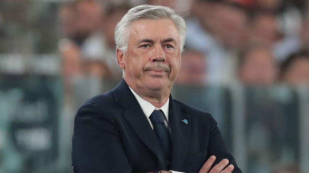 Outraged Ancelotti blasts council over Napoli stadium works