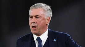 Ancelotti is gearing up for the start of the Serie A season. GOAL
