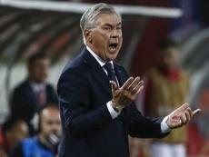 Ancelotti non si nasconde, Goal