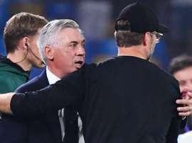 Klopp racconta l'aneddoto su Ancelotti. Goal