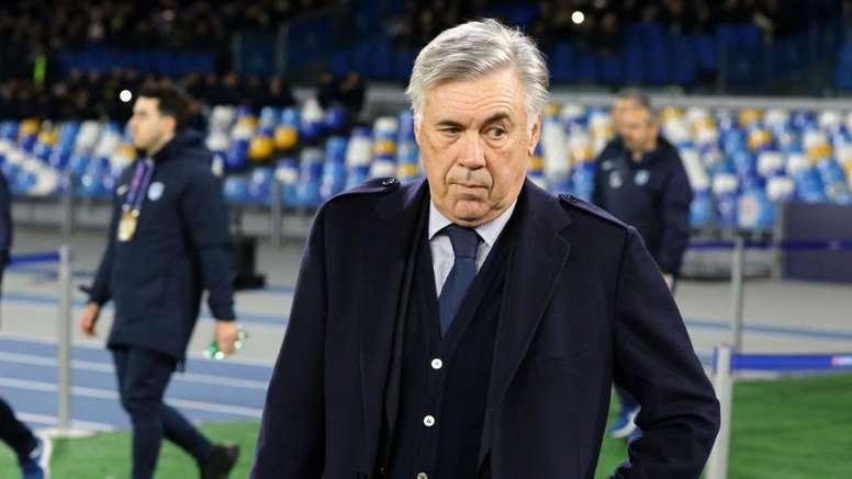 Ancelotti parla dell'incontro con De Laurentiis. Goal
