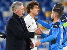 Napoli players pay tribute to 'special person' Ancelotti after sacking. GOAL