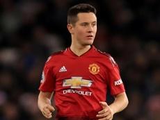 Ander Herrera, joueur de Manchester United. Goal