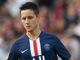 Ander Herrera compare le PSG et Manchester United. GOAL
